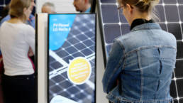 eww Messestand - Energiesparmesse 2019